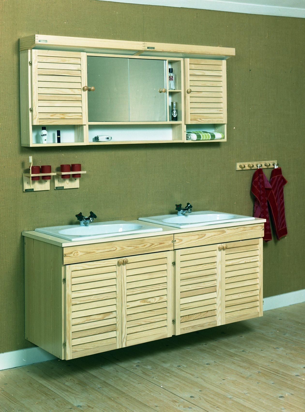 Inredning badrum 1975 nr 1630 SR 001