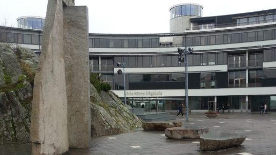 Södertörns högskola. Foto: H. Karlsson