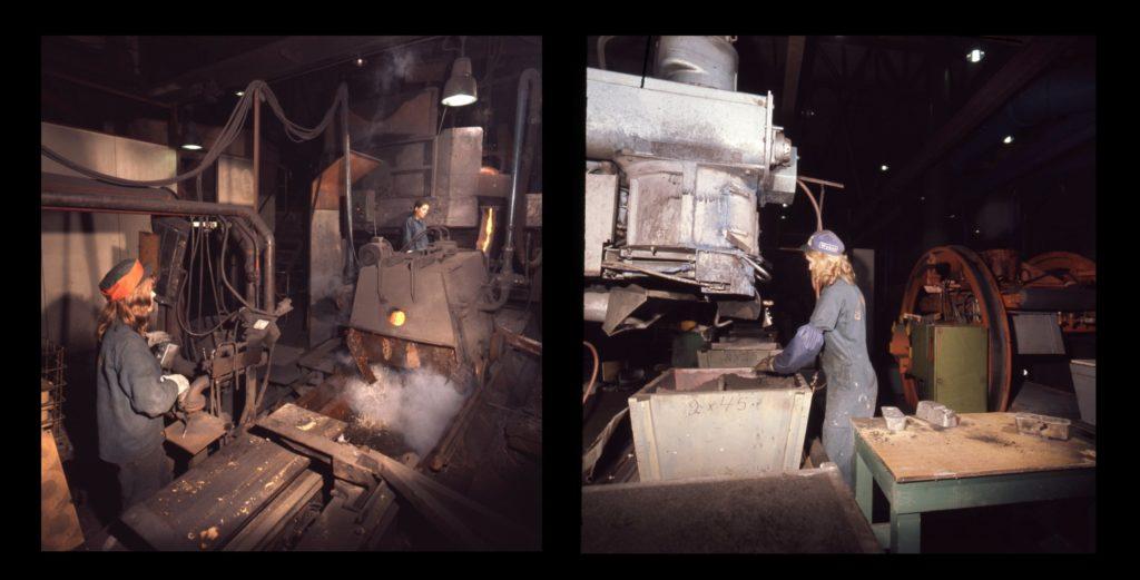 Interiörer från Cerörs fabrik