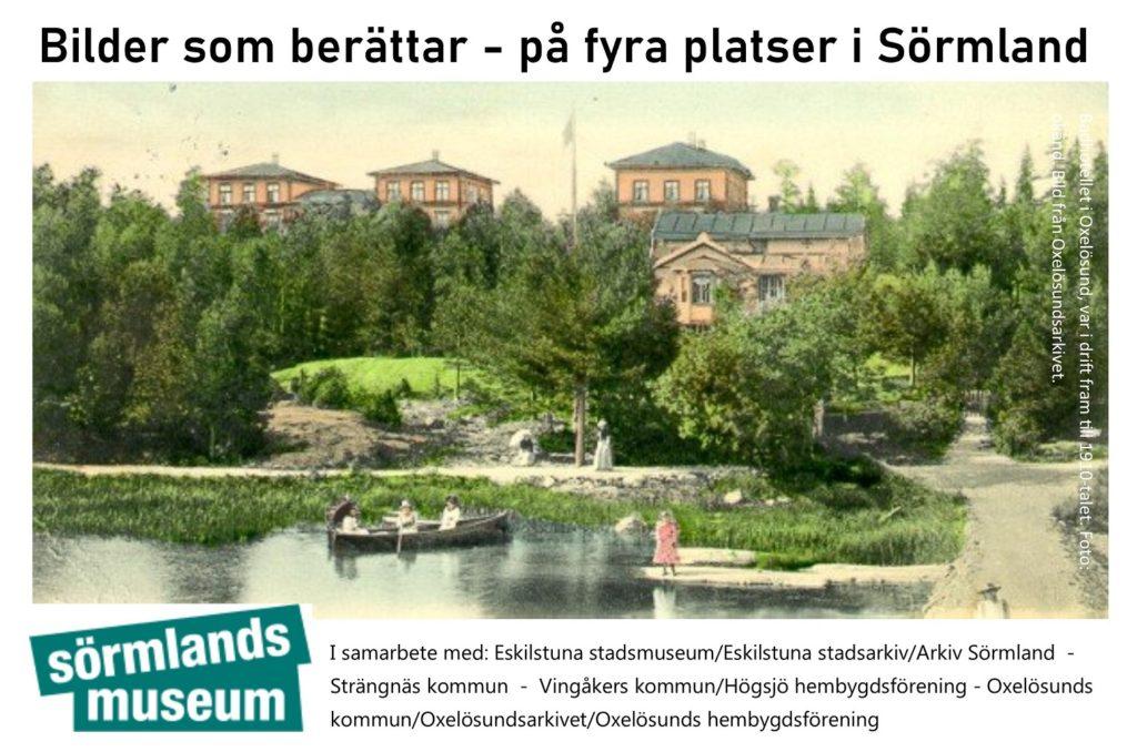 Bild från Oxelösund med info om Bilder som berättar